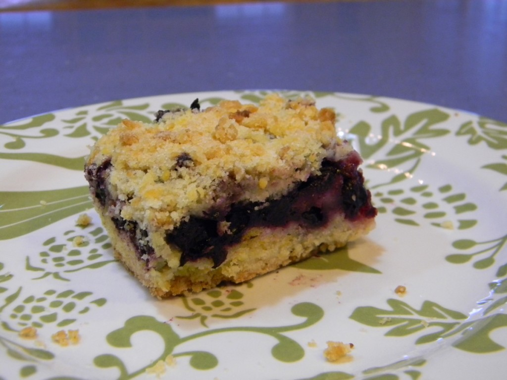 Blueberry Crumb Cookie
