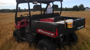 Soil Sampling Buggy