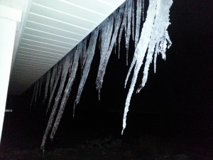 Night Icicles
