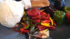 Columbia City Farmer's Market Vegetables