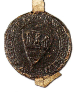 Werner Attinghausen seal 1303